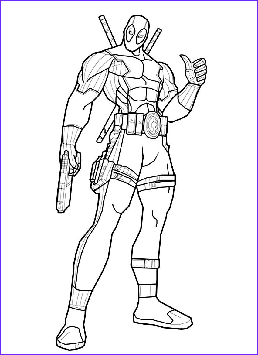image=deadpool coloring pages for children deadpool 1