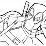 Deadpool Coloring Pages Inspirational Photos Marvel Deadpool Coloring Pages