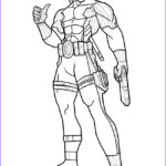 Deadpool Coloring Pages Luxury Image Deadpool Superheroes – Printable Coloring Pages