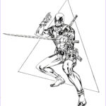 Deadpool Coloring Unique Collection Free Printable Deadpool Coloring Pages For Kids
