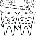 Dental Coloring Pages Beautiful Photos The Best Free Tooth Coloring Page Images Download From