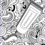 Dentist Coloring Pages Elegant Image Adult Coloring For Kids At Heart Printable Pages