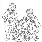 Dentist Coloring Pages Luxury Collection 6 Hygiene Worksheets – Good And Clean Fun