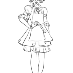 Descendants 2 Coloring Pages Beautiful Gallery Dizzy From Descendants 2 Coloring Page