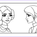 Destiny Coloring Pages New Photos Fan Made Forces Destiny Colouring Pages Jedi News