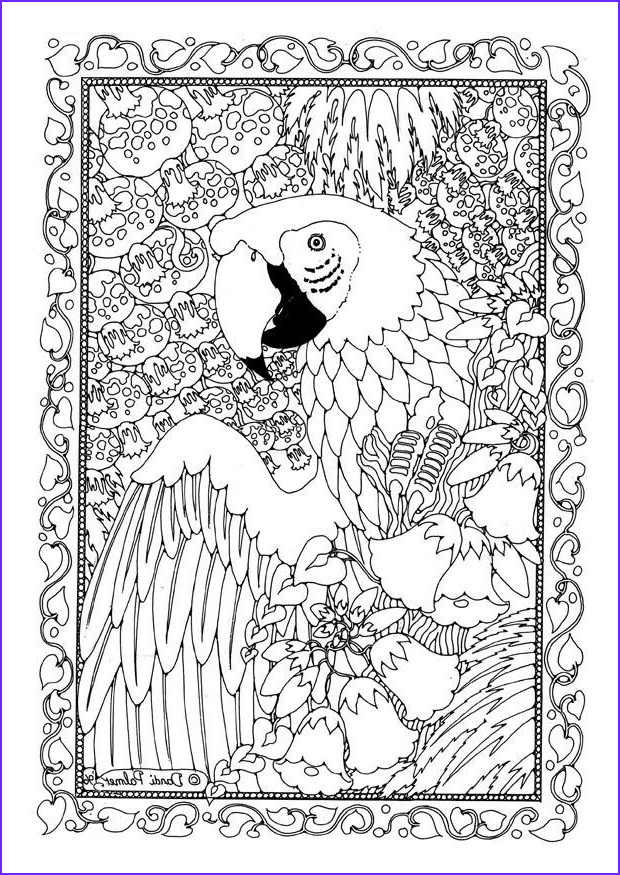 Detailed Coloring Pages for Adults Luxury Photos Pinterest Discover and Save Creative Ideas