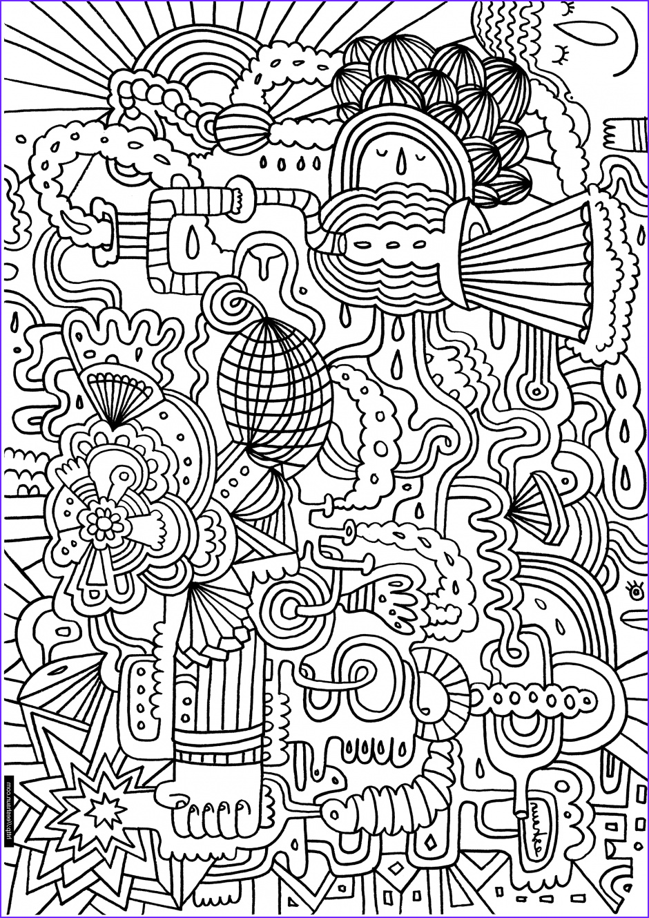 Difficult Coloring Pages Luxury Photography Coloring Pages Of Flowers for Teenagers Difficult