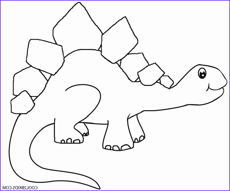 Dinosaur Coloring Beautiful Gallery Printable Dinosaur Coloring Pages for Kids