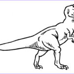Dinosaur Coloring Pictures Cool Image Free Printable Dinosaur Coloring Pages For Kids Sketch Color
