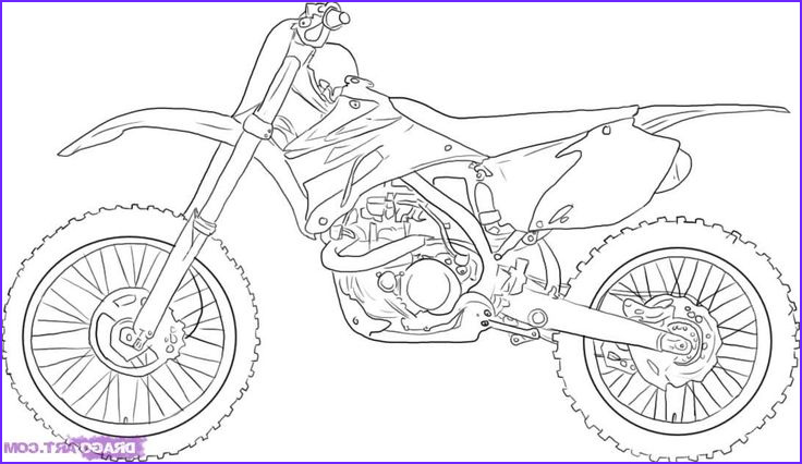 Dirt Bike Coloring Pages Cool Photos Dirt Bikes Coloring Pages and Coloring On Pinterest