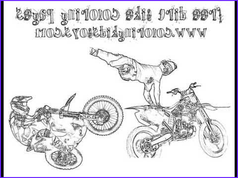 Dirt Bike Coloring Pages Inspirational Photos Coloringbuddymike Dirt Bike Coloring Pages