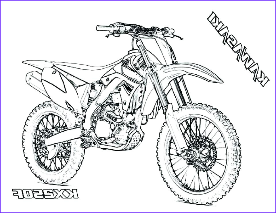 Dirt Bike Coloring Pages Inspirational Photos Motocross Helmet Drawing at Getdrawings