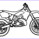 Dirt Bike Coloring Pages Luxury Photos Coloring Page Dirt Bike Drawing In 2019