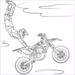 Dirt Bike Coloring Pages New Gallery Dirt Bike Coloring Pages Kawasaki Motocross Activity