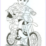 Dirt Bike Coloring Pages New Gallery Dirt Bike Rider Coloring Page