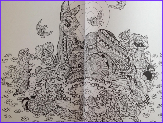 art coloring disney animals 100 images inspire creativity relaxation