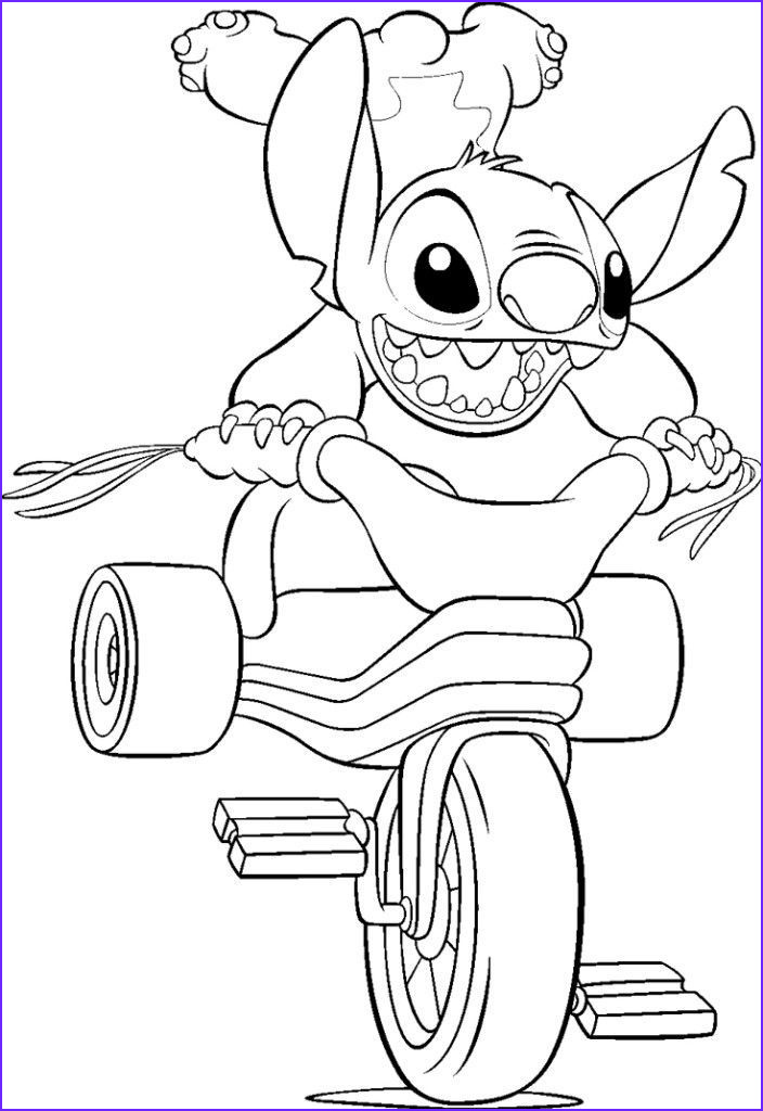Disney Coloring Book for Adults Unique Photos 10 Cute 'lilo and Stitch' Coloring Pages for toddlers