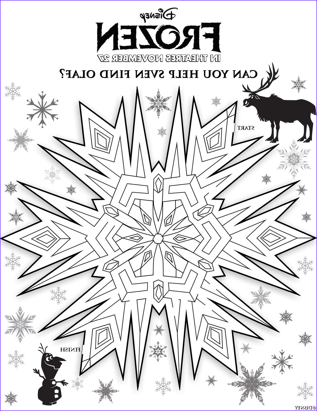 Disney Coloring Book Pdf New Gallery Disney S Frozen Free Printables for Kids Lady and the Blog