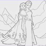 """Disney Frozen Coloring Pages Best Of Stock Disney Movie Princesses """"frozen"""" Printable Coloring Pages"""