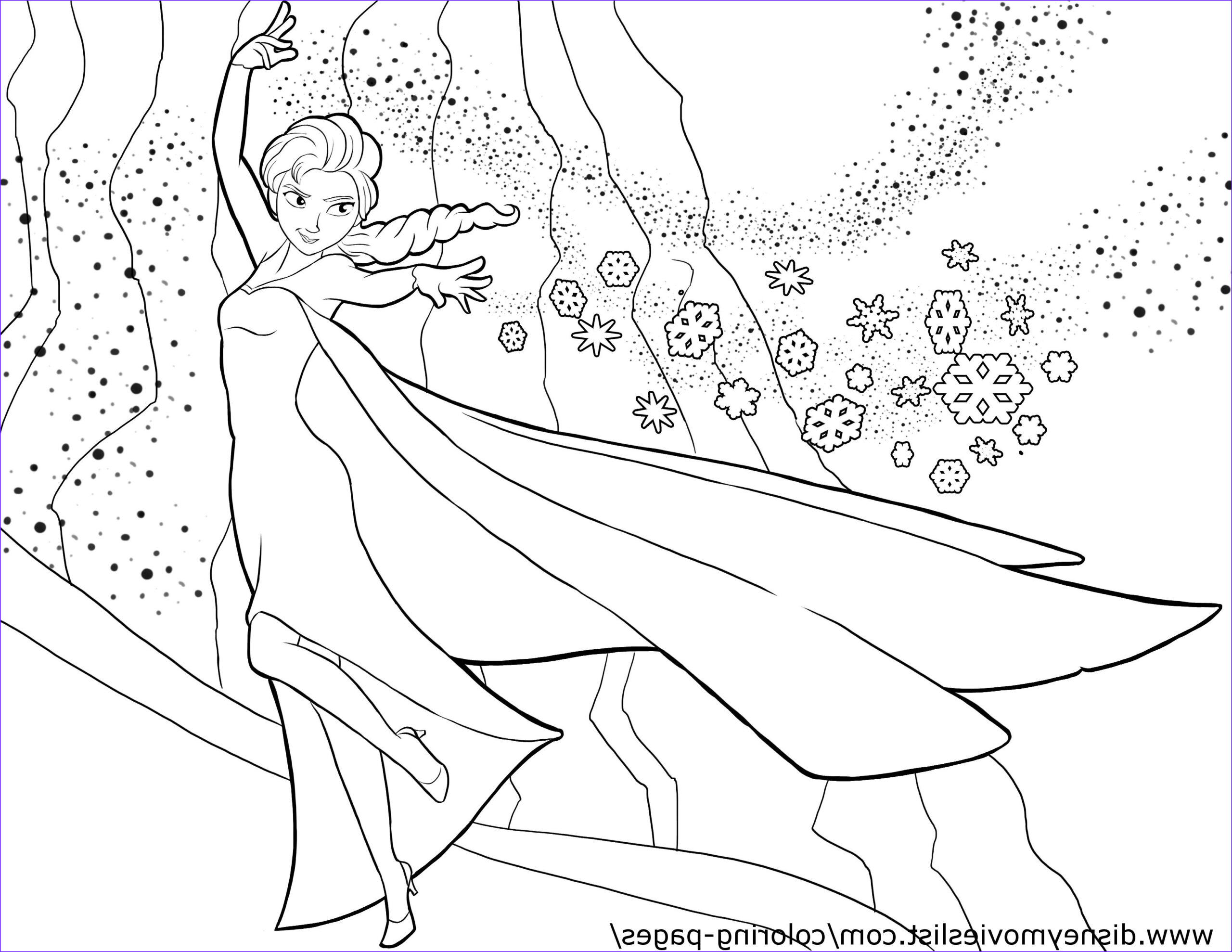 Disney Frozen Coloring Pages Cool Collection Disney Frozen Coloring Pages Lovebugs and Postcards