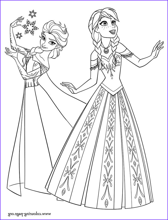 Disney Frozen Coloring Pages Luxury Image 60 Disney Frozen Coloring Pages & Frozen Birthday Party