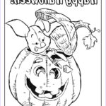 Disney Halloween Coloring Pages Inspirational Photography Pooh And Friends Halloween 2 Free Disney Halloween