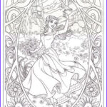 Disney Princess Adult Coloring Book Awesome Gallery Free Coloring Pages Printables