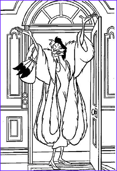 Disney Villain Coloring Pages Beautiful Collection Disney Coloring Page