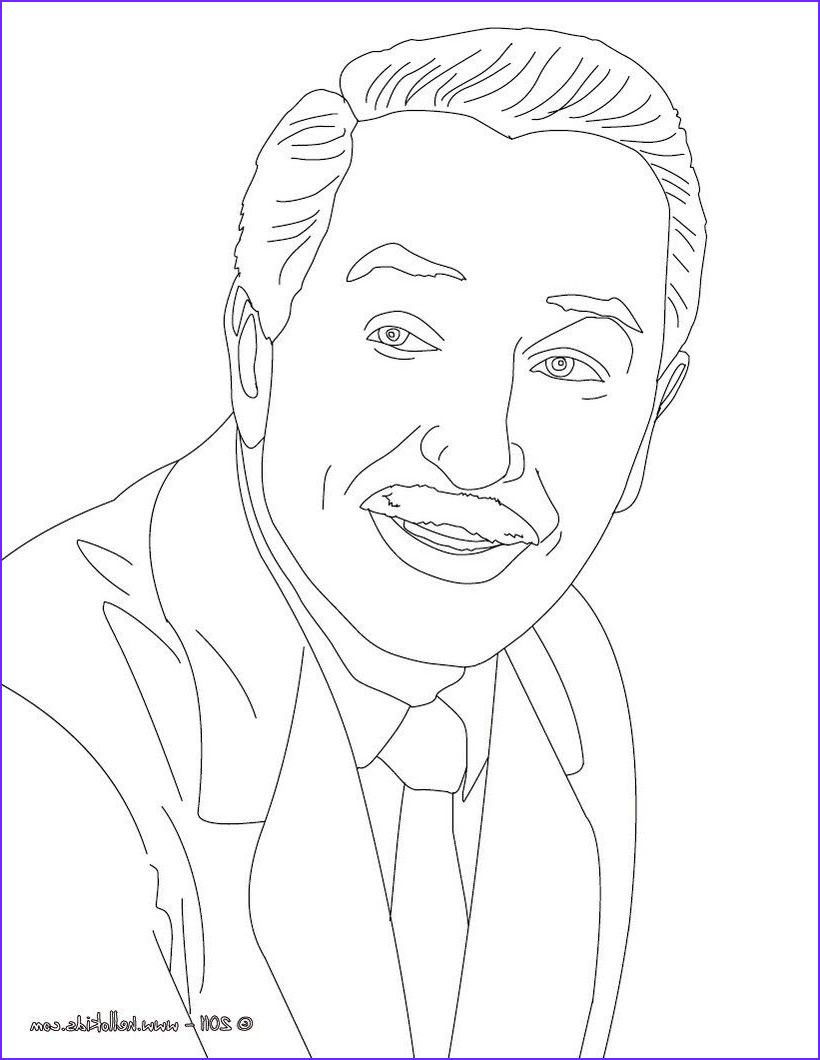 Disney World Coloring Pages Beautiful Collection Walt Disney Portrait Coloring Page