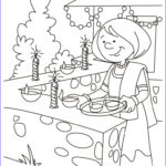 Diwali Coloring Pages Awesome Gallery Diwali Coloring Pages 5