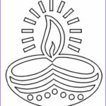 Diwali Coloring Pages Beautiful Image Diwali Colouring Pages Family Holiday Guide To