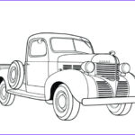 Dodge Ram Coloring Pages Awesome Gallery Dodge Ram Coloring Pages At Getcolorings