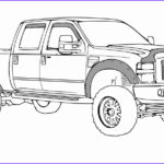 Dodge Ram Coloring Pages Beautiful Images Dodge Ram Coloring Pages Kids Line Drawing Free
