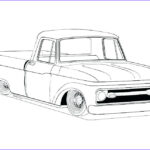 Dodge Ram Coloring Pages Cool Photography Dodge Ram Drawing At Getdrawings