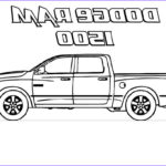 Dodge Ram Coloring Pages Inspirational Images Dodge Ram Coloring Pages Truck Book Free Printable