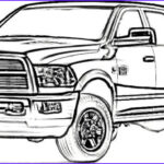 Dodge Ram Coloring Pages Luxury Photos Dodge Longhorn Truck Coloring Page