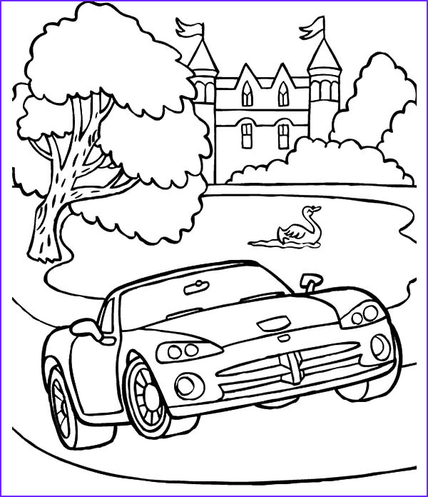 dodge ram classic car coloring pages 2