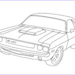 Dodge Ram Coloring Pages New Image Dodge Charger Drawing At Getdrawings