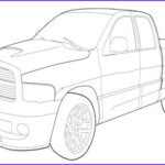 Dodge Ram Coloring Pages Unique Photos Dodge Truck Coloring Pages At Getcolorings