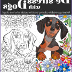 Dog Adult Coloring Book Beautiful Image De Stress With Dogs Downloadable 10 Page Coloring Book