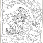 Dog Adult Coloring Book Beautiful Photos 127 Best Coloring Pages To Print Dogs Images On