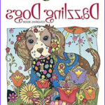 Dog Adult Coloring Book Luxury Gallery 10 Dog Themed Coloring Books For Adults Diycandy
