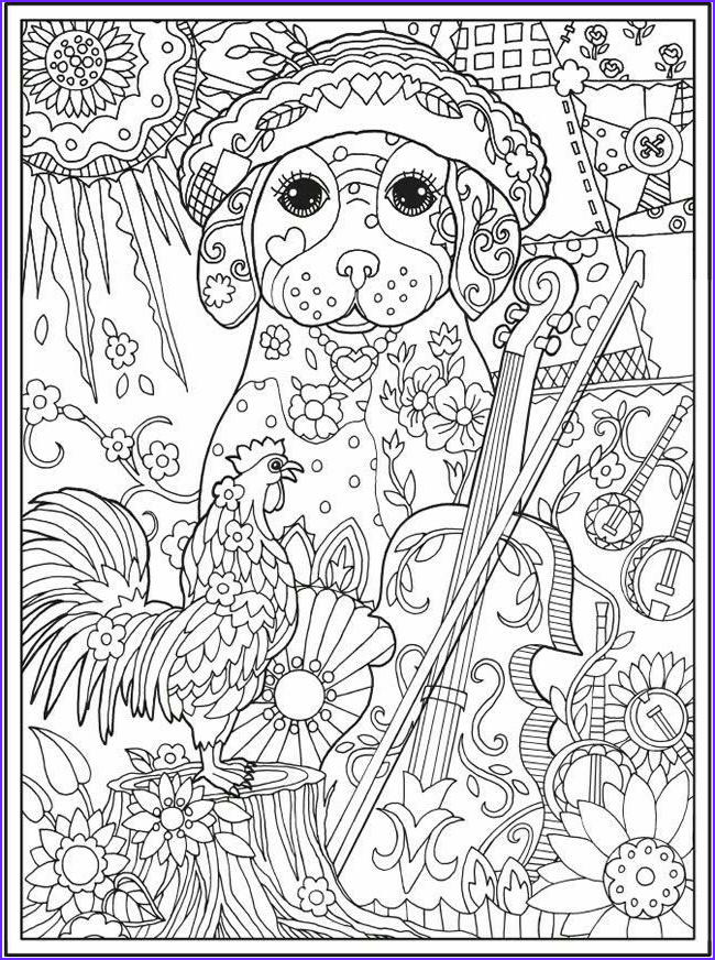 Dog Adult Coloring Book Unique Photos Pin by Kathy Carney On Coloring Pages Dogs