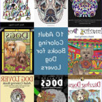 Dog Coloring Book For Adults Awesome Images 10 Dog Themed Coloring Books For Adults Diycandy