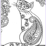 Dog Coloring Book For Adults Beautiful Stock 488 Best Cats Dogs Coloring Pages For Adults Images On