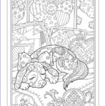 Dog Coloring Book for Adults Best Of Photos Playful Puppies — Marjorie Sarnat Design & Illustration