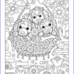 Dog Coloring Book For Adults Cool Photos 30 Free Printable Puppy Coloring Pages