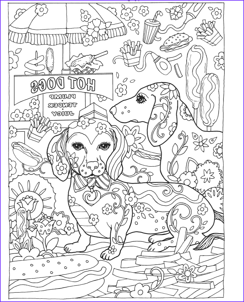 Dog Coloring Book for Adults Inspirational Photos Gyazo Amazon Creative Haven Dazzling Dogs Coloring