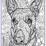Dog Coloring Book For Adults Luxury Stock 432 Best Images About Cats Dogs Coloring Pages For