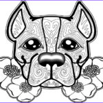 Dog Coloring Book For Adults New Photos Free Dog Coloring Pages For Adults